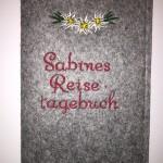 Reisetagebuch Preis: 24€