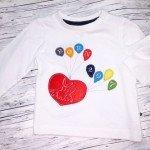 """Shirt """"Born 2017"""" Preis: 24€"""