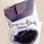 Bag-in-Bag grau Preis: 24€