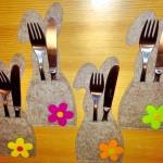 Besteck-Tasche Hase Preis: 5€ (p.Stück)