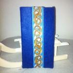 blau mit Brezenband Preis: 10€