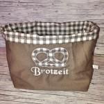 """""""Brotzeit"""" taupe Preis: 24€"""