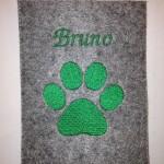 "Impfpasshülle ""Bruno"" Preis: 12€"