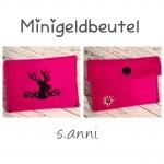 Filz pink Hirsch Preis: 9,90€