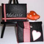 Großer Geldbeutel Melanie  Preis: 14,90€