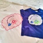 "Shirt ""Große/Kleine Schwester / Bruder"" Preis: 24€ 2-er-Set: 39€"