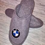 Hausschuhe BMW Preis: 24€