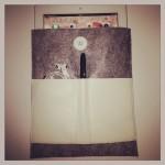 Ipadtasche mit Leder Preis: 29€
