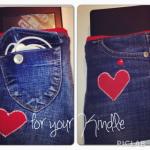 Kindle-Hülle Jeans Preis: 19€