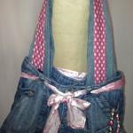 Jeanstasche rosa Preis: 35€