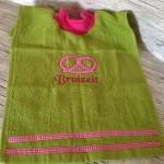 Lätzchen grün/pink Preis: 14,90€