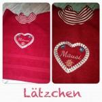 "Lätzchen ""Mausi"" Preis: 17,90€"
