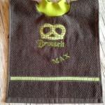 Lätzchen grau/grün Preis: 19,90€