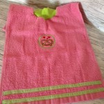 Lätzchen rosa Breze  Preis: 14,90€