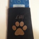 """Impfpasshülle """"Lilli"""" Preis: 12€"""