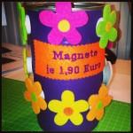 Blumenmagnet 1,90€/Stück