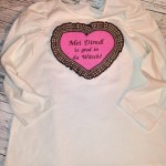 Shirt rosa/braun Preis: 22€