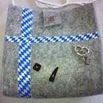 Trachtentasche grau Preis: 35€