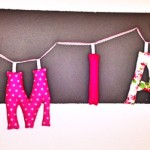 "Namenskette ""Mia"" Preis: 8,00€pro Buchstabe"