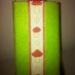 Pilzband auf grün Preis: 14€