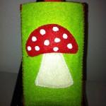 Pilz auf grün Preis: 17€