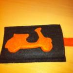 Handytasche Roller orange Preis: 14€