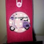Roller rosa Preis: 22€