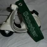 Scooter grün