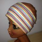 Stirnband bunt gestreift Preis: 9,90€