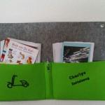 Zettelwirtschaft Vespa Preis: 29€