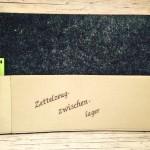 Zettelwirtschaft  Preis: 29€