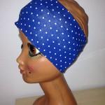 Stirnband blau Preis: 9,90€