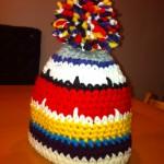 Mütze bunt Preis: 20€