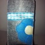 Blume hellblau Preis: 17€