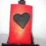 schwarzes Herz Preis: 10€