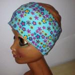 Stirnband Türkis Blumen Preis: 9,90€
